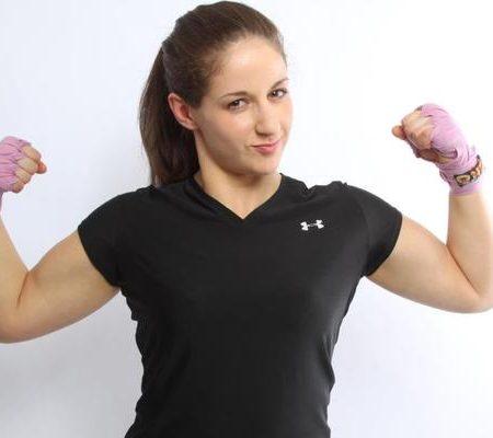 Sarah Moras vs Vanessa Melo